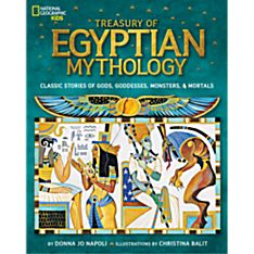 Treasury of Egyptian Mythology, 2013