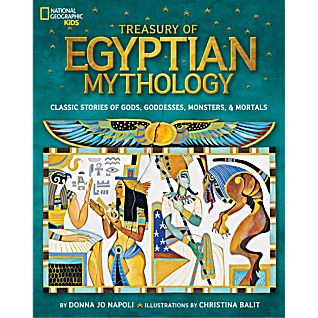 View Treasury of Egyptian Mythology image