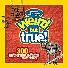 Ye Olde Weird But True, 2013