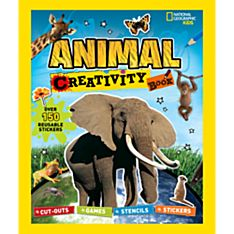 Animal Creativity Book, 2013