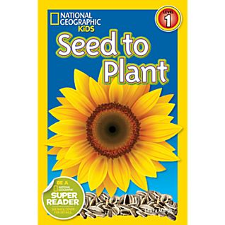 View National Geographic Readers: Seed to Plant image