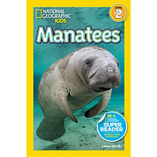 View National Geographic Readers: Manatees image