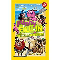 Kids Funny Fill-In: My Pirate Adventure, 2014