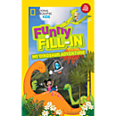 National Geographic Kids Funny Fill-in: My Dinosaur Adventure