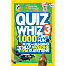 National Geographic Kids Quiz Whiz 3