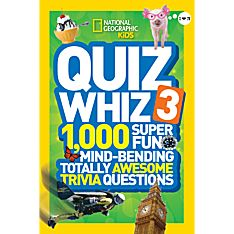Fun Quiz Books for Kids