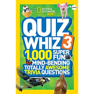 View National Geographic Kids Quiz Whiz 3 image