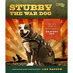 Stubby the War Dog, Ages 10 and Up