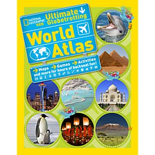 View Ultimate Globetrotting World Atlas image