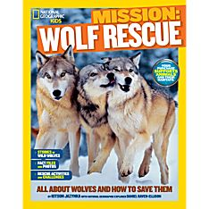 Kids Mission: Wolf Rescue, Ages 10 and Up