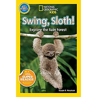 View National Geographic Readers: Swing Sloth! image