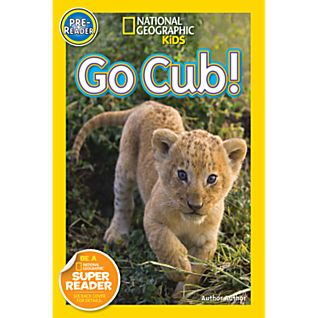 View National Geographic Readers: Go Cub! image