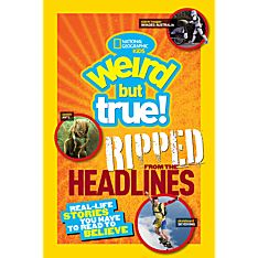 Weird but True!: Ripped from the Headlines, 2014