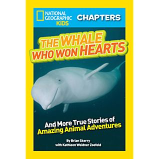 View National Geographic Kids Chapters: The Whale Who Won Hearts image
