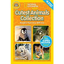 Readers: Cutest Animals Collection, 2013
