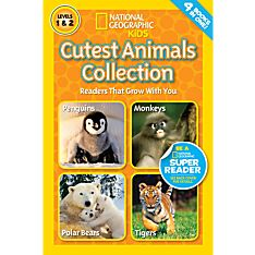 Animals and Nature Books for 5 Year Olds