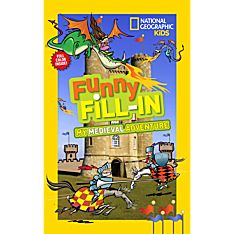 Kids Funny Fill-In: My Medieval Adventure, 2014