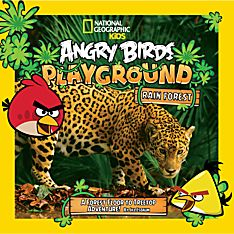 Angry Bird Playground Book