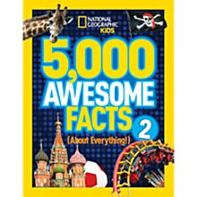 5,000 Awesome Facts (About Everything!) 2, 2014