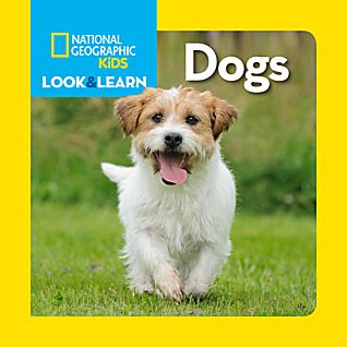 View National Geographic Kids Look And Learn: Dogs image