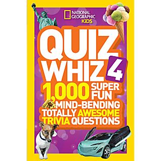 View National Geographic Kids Quiz Whiz 4 image