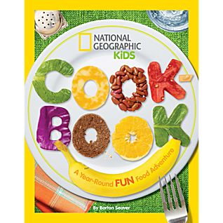 View National Geographic Kids Cookbook image