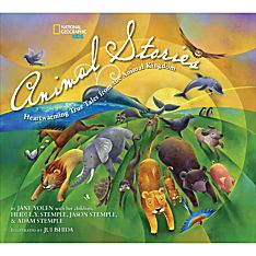 Amazing Animal Stories Book