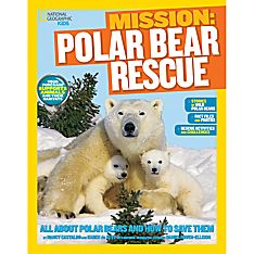 Kids Mission: Polar Bear Rescue, Ages 10 and Up