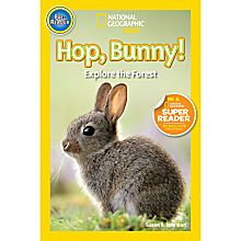 National Geographic Readers: Hop Bunny