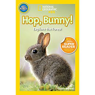 View National Geographic Readers: Hop Bunny image
