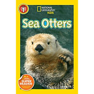 View National Geographic Readers: Sea Otters image