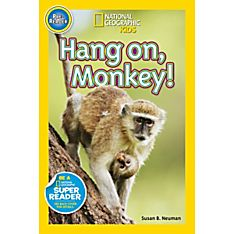 Readers: Hang On Monkey!, 2014