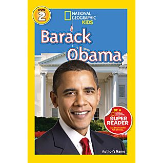 View National Geographic Readers: Barack Obama image