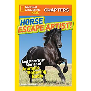 View National Geographic Kids Chapters: Horse Escape Artist image
