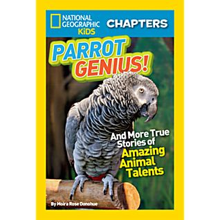 View National Geographic Kids Chapters: Parrot Genius image