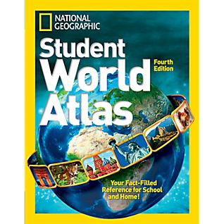 View National Geographic Kids Student World Atlas, 4th Edition image