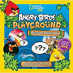 Angry Birds Playground: Question & Answer Book, Ages 4-8