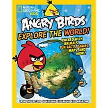 Angry Birds Explore The World, 2014