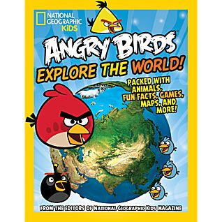 View Angry Birds Explore The World image