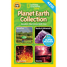 National Geographic Readers: Planet Earth Collection