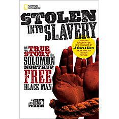 Stolen into Slavery - Softcover, Ages 10 and Up