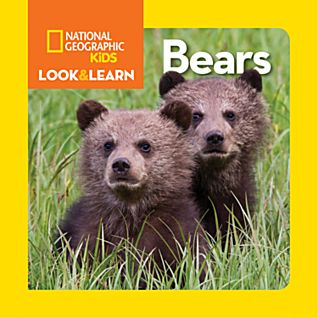 View National Geographic Little Kids Look and Learn: Bears image
