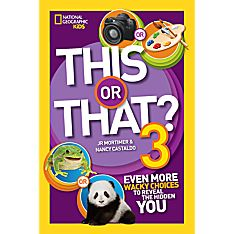 This or That? 3, Ages 8-12