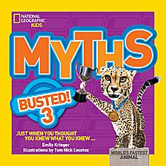 Myths Busted! 3, Ages 9-12