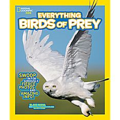 Kids Everything: Birds of Prey, Ages 8-12