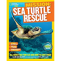 Ocean Animals Geographic Kids