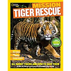 Kids Mission: Tiger Rescue, Ages 10+