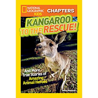 View National Geographic Kids Chapters: Kangaroo to the Rescue! image