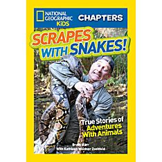 Kids Chapters: Scrapes with Snakes, 2015