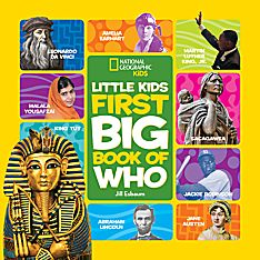Little Kids First Big Book of who, 2014